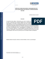 La Lengua Española en Brasil 2018