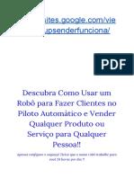 Group Sender Funciona