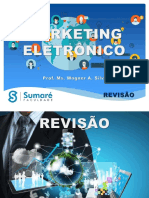 Marketing Eletrônico - Revisão