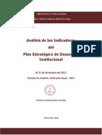 Seguimiento de Los Indicadores Del PEDI a Dic 2017 Doc 20181003.170420