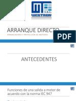 Arranque Directo (Wegtron s.r.l.)