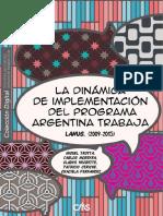 V. Programa Argentina Trabaja / Lanus