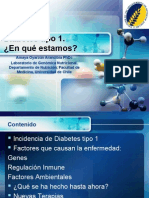 Diabetes tipo 1 - San Borja Arriarán