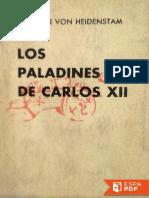 Los paladines de Carlos XII - Verner von Heidenstam.pdf
