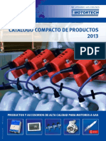 MOTORTECH CompactProductGuide2013 ES