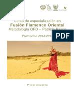 Fusíon Flamenco Oriental - OFD