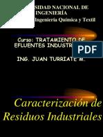 Clase 2 Caracterización de efluentes industriales  2015.pdf