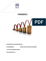 Antologia Finanzas I