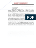 Carta Poder Solicitar Energia Electrica Cristina Marilu Lopez Prillwitz y Francisco Vinicio Vásquez