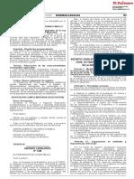Politica Nacional de Modernizacion de La Gestion Publica Al 2021. SGP.pcm. 2012