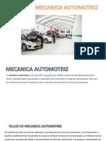 Taller de Mecanica Automotriz