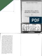 HISTORIA DE LA PROSA MEDIEVAL CASTELLANA I (Cap. I Los orígenes de la prosa medieval castellana).pdf