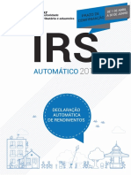 IRS Automatico 2018