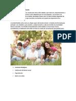 Funciones Generales de La Familia
