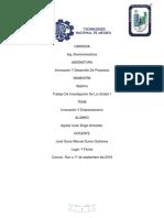 Unidad 1-Innovacion Y Desarrollo de Proyectos.docx