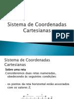 Sistema de Coordenadas Cartesianas