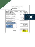 Análisis Matricial de Estructuras Por Rigidez