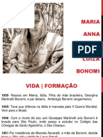 biografia sogre maria bonomi