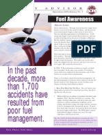 AOPA - Fuel Awareness