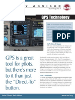 AOPA - GPS Technology