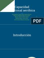 Capacidad Funcional Aerobica Final