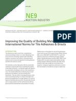น่าสนใจ Dow Tile Adhesive.pdf