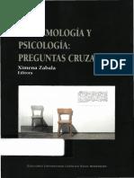 Zabala, Ximena (editora) - Epistemología y Psicología, preguntas cruzadas.pdf