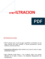 1. Infiltracion Point