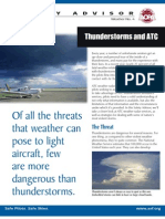 AOPA - Thunderstorms and ATC