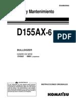 MANUAL DE OPERACION Y MANTENIMIENTO D155AX-6.pdf