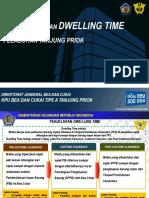 Dwelling Time April 2016