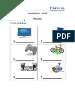 02b Actividad Lúdica Materiales - Sustracción (Documento Doc)