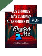 Los Errores Más Comunes Al Aprender Inglés