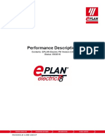 Performance Description EPLAN Electric P8 v2.6