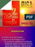 EL USO DEL RICA
