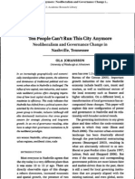 268 Johansson neoliberalism and governance