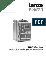 AC Tech SCF Inverter Manual