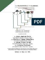 Sistemática Filogenética y Cladismo.pdf