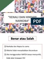 Kenali dan Hindari Narkoba.pptx