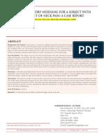 Dry Needling for Neck Pain Case Report Pavkovich 2015