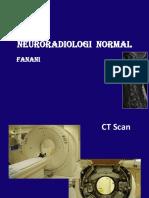 Neuroradiologi Normal