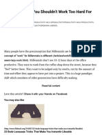 6 Reasons Why You Shouldn't Work Too Hard For Your Job.pdf