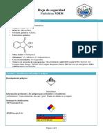 Sulfato de Cobre II Pentahidratado