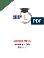 Best 500 MCQs Part II.pdf