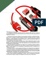 IBM Prohíbe Usar Memorias USB