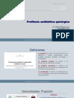 Profilaxis Antibiótica Quirúrgica-dr. Álvarez Nov 2018