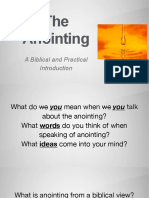 Anointing 1