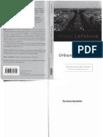 Henri Lefebvre - The Urban Revolution