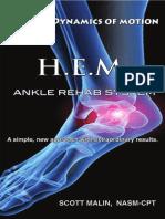 Ankle Rehab