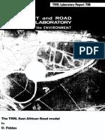 TRRL Lab Report 706
